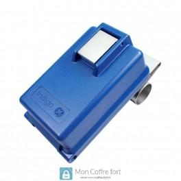 Coffre à clefs Key Safe Indigo avec barillet