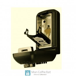Coffre à clefs Key Safe Pro avec détecteur d'ouverture et d'arrachement